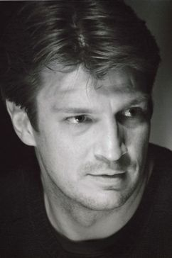 Nathan Fillion.... look at that face, who wouldn't love this guy!?