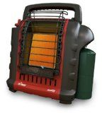 I Need this  Mr. Heater F232000 MH9BX Buddy 4,000-9,000-BTU Indoor-Safe Portable Radiant Heater /