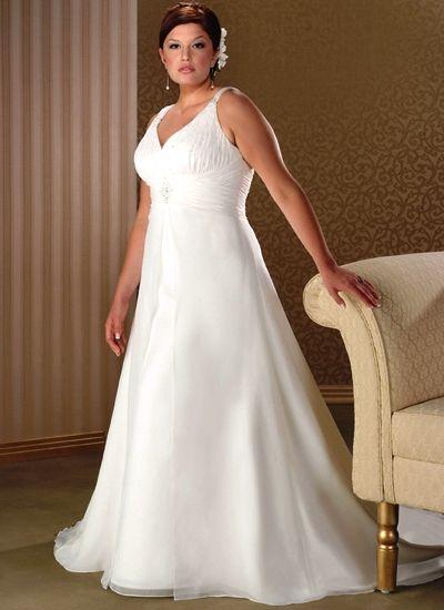 wedding dress plus sizes