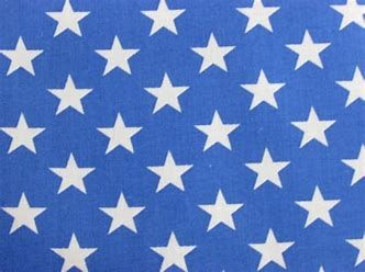 Image Result For American Flag 50 Stars Template Fabric Decor Blue And White Small American Flags