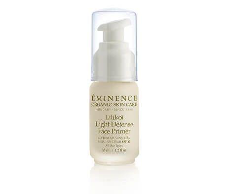 Eminence Organics Lilikoi Light Defense Face Primer Spf 23 In 2020 Eminence Organics Eminence Organic Skin Care Face Primer