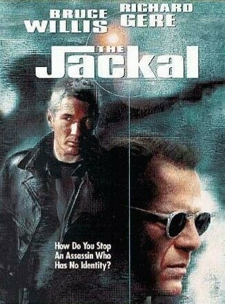 The Jackal 1997 Bruce Wills Richard Gere