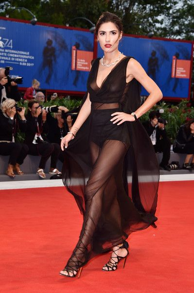 Patricia Manfield - Every Must-See Gown From the Venice Film Festival 2017 - Photos