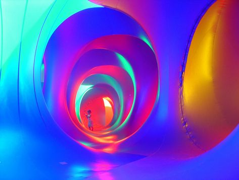 immersive inflated domes - luminaria by architecture of air