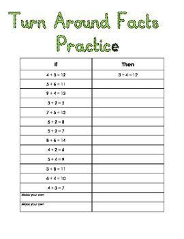 Professor Pete's Classroom » Multiplication as Arrays; Turnaround ...