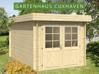 Gartenhaus Cuxhaven 28 C Gartenhaus Holzhutte Garten Haus