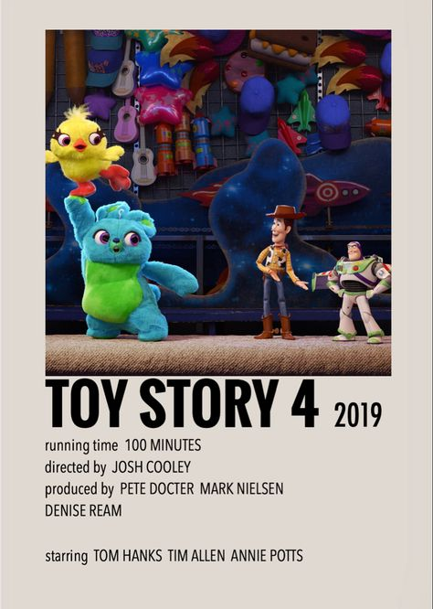 Toy story 4 by Millie