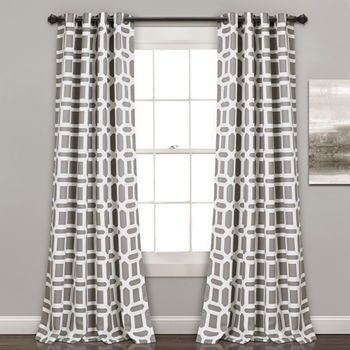 Curtain Panels Gray Curtains Drapes For Window Jcpenney