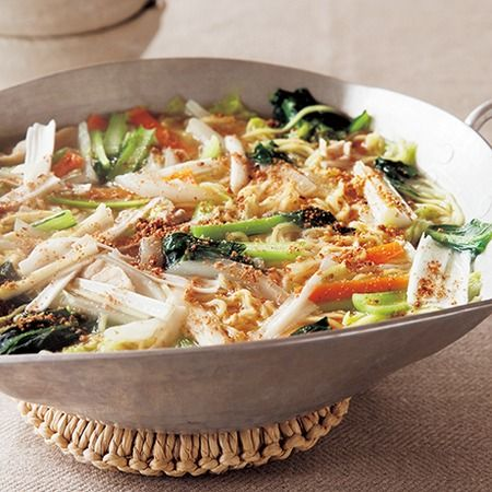 冬野菜煮込みラーメン 料理 レシピ レシピ ラーメン レシピ