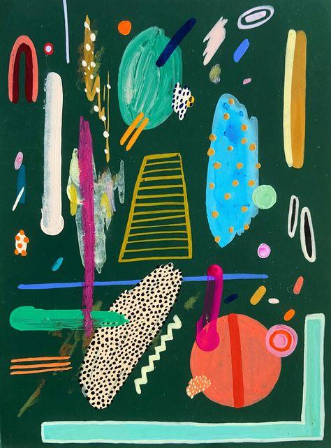 900 A Pop Of Color Ideas In 2021 Color Illustration Art Art Design