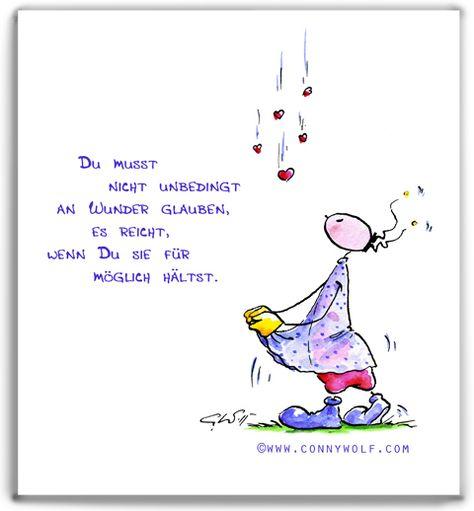 Alles was denkbar ist, ist möglich, alles! ;-)
