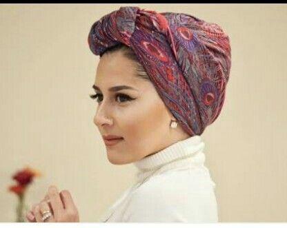 Pin By Frankie On Turban Hijab Tyle Fashion Turban Style Style
