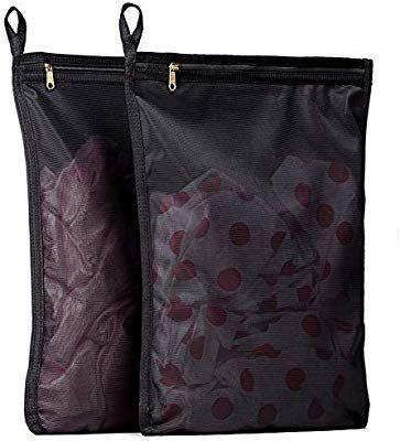 Amazon Com Tenrai 2 Pack 2 Medium Delicates Laundry Bags Bra