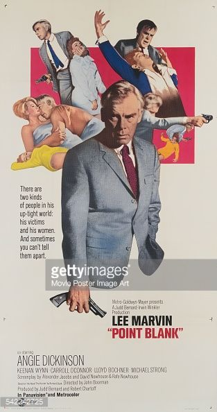 Point Blank Lee Marvin Em 2020 Cartazes De Cinema Cinema Cartaz