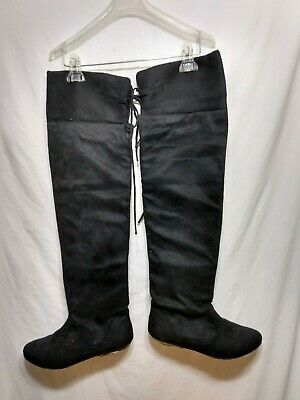 Black boots women