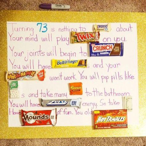 35 Ideas Birthday Poster Diy Friends Mom