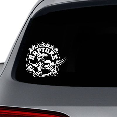 5 toronto raptors nba basketball logo vinyl car decal view more on the link http www zeppy io product gb 2 252025510998 miscelaneo pinterest