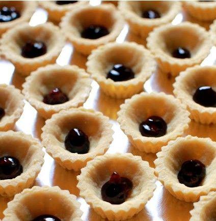 Resepi Cheese Tart Blueberry Nutella Buncit 02 Makanan Dan Minuman Nutella Makanan