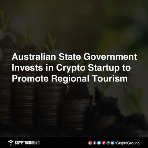 The state #government of the #Australian province of #Queensland will issue a grant to a #crypto #startup as part of over $8.3 million of innovation funding, according to an official announcement published August 1.  Follow @cryptoground for regular updates.  #cryptocurrency #bitcoin #blockchain #crypto #btc #ico #ethereum #trading #eth #market #news #airdrop #ltc #xrp #mining #usd #ripple #altcoin #litecoin #monero #coin #xlm #cryptocurrencymarket   -  #Altcoin #AltcoinMining #AltcoinWatche