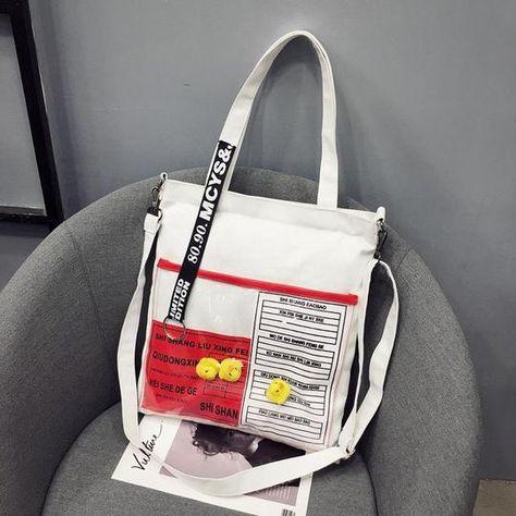 fashion women messenger bags canvas shoulder bags 2018 new arrival soft lettersintothea