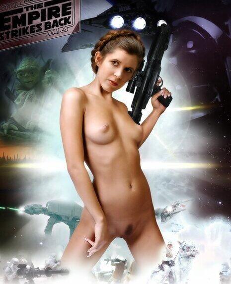 Prinzessin lea nackt