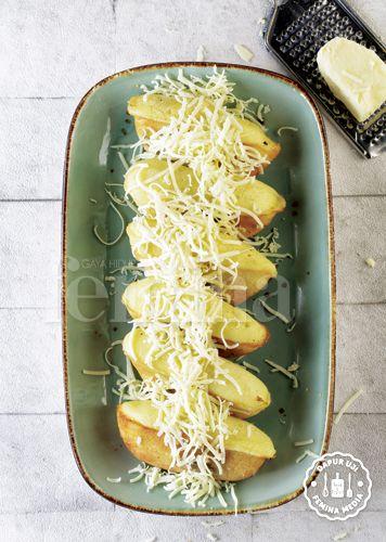 Resep Pisang Keju : resep, pisang, Resep, Pukis, Pisang, #resep, #pisang, Resep,, Masakan,