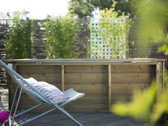 Piscine Hors Sol Bois Sunwater 300x490 H120cm Beige Ubbink En 2020 Piscine Hors Sol Piscine Hors Sol Bois Et Piscine Bois