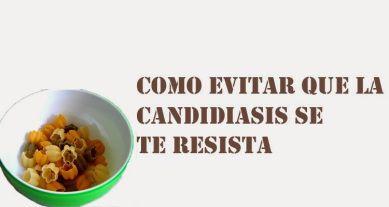 Candiasis Crónica Candidiasis Dieta Candidiasis Nutricion Ortomolecular