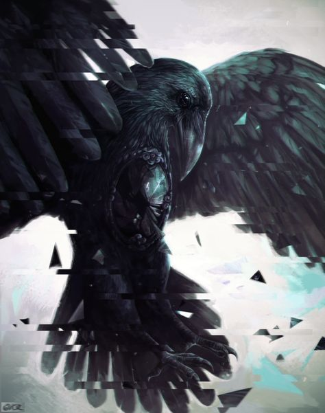 Raven, Crow, et Corbacs  F2a5e5fce7396c90ea80006c5e8bd306--raven-tattoo-crows-ravens