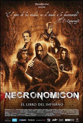 El Oscuro Rincón Del Terror Necronomicón Streaming Movies Online Streaming Movies Movies Online