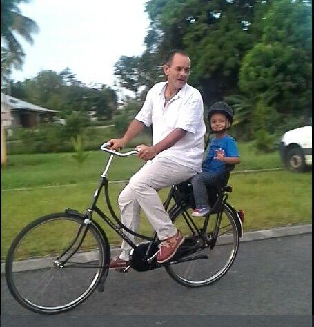 Louis Bertin And Samuel Bicyclette