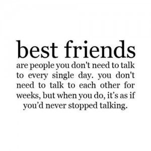 Quote About Friendship And Time
