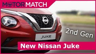 Nissan Has Revealed The All New Juke The Second Generation Of The