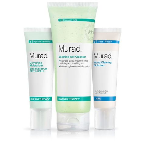 Acne Products For Sensitive Skin Murad Acne Treatments Rosacea