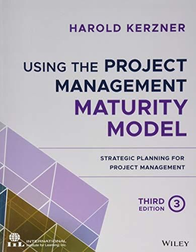 Using the Project Management Maturity Model: Strategic Planning for Project Management - Default