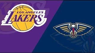 Los Angeles Lakers Vs New Orleans Pelicans Stay Up To Date With The Philadelphia 76ers Houston Rockets New Orleans In 2020 Lakers Vs Nba Live New Orleans Pelicans