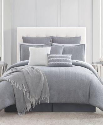 Levi 14 Pc Comforter Sets Macys Com Comforter Sets Bed