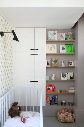 Small Space solution. A #CanDoBaby! fave.