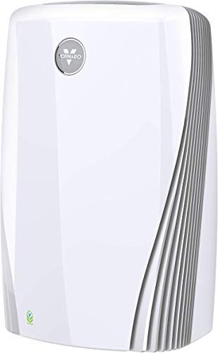 Enjoy Exclusive For Vornado Pco575dc Air Purifier True Hepa Carbon Filtration Capture Allergens Smoke Odors Patented Silverscreen Technology Attacks Viru In 2020 Vocs Wall Air Conditioner Household Cleaning Organization