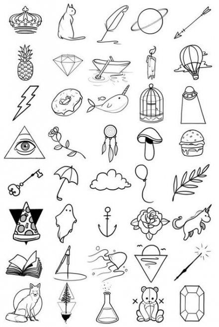 21 Ideas For Famous Art Tattoo Simple Tattoo Art Small Tattoos