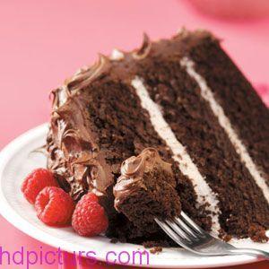 صور شوكولاته جميلة احلى انواع الشوكولاته بالصور اشكال روعه Chocolate Raspberry Cake Desserts Chocolate Recipes