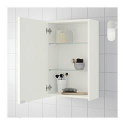 Lillangen Element Mural Blanc 40x21x64 Cm Ikea Mirror Cabinets Small Bathroom Wall Cabinet Bathroom Wall Cabinets
