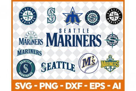 Seattle Mariners Mlb Svg Baseball Svg File Baseball Logo Mlb Fabric Mlb Baseball Mlb Svg Baseball Seattle Mariners B Seattle Mariners Baseball Svg Baseball Svg