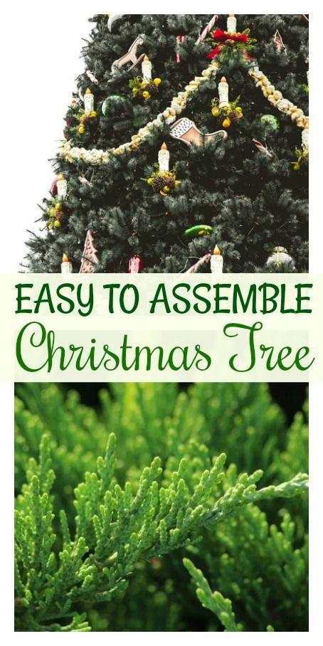 Pre Lit Easy Set Up Christmas Tree Shop With Me Mama Fake Christmas Trees Christmas Tree Shop Faux Christmas Trees