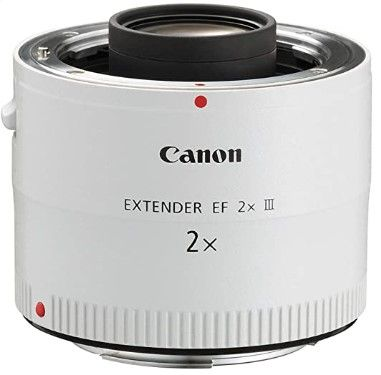 Canon Ef 2 0x Iii Telephoto Extender For Canon Super Telephoto Lenses Canon Ef Canon Camera Canon