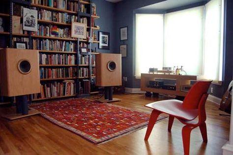 The Listening Room | AudioStream
