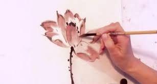 Risultati immagini per fiore di loto disegno da colorare