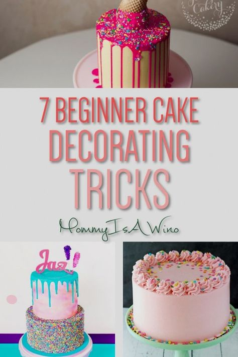 Simple Cake Design For Kids In 2020 Easy Cake Decorating Cake