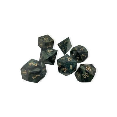 Crocodile Jasper 7 Piece Rpg Dice Set Gemstone Gemstone Dice Norse Foundry Dnd Dice Polyhedral Dice D20 Metal Dice Precision Dice Luxury D Gemstones Jasper Rpg Gromur set out to provide weapons of heavy weights and made of pure metal that would slash through enemies with the simple flick of a wrist. crocodile jasper 7 piece rpg dice set