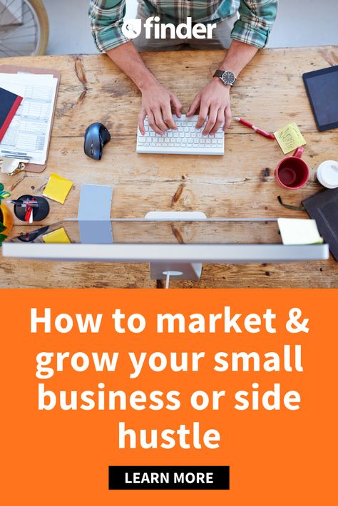 Small Business Tips: How to market & grow your small business or side hustle
